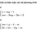 Bài 39 trang 97 SGK Đại số 10 nâng cao
