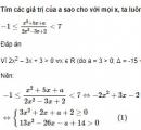 Bài 63 trang 136 SGK Đại số 10 nâng cao