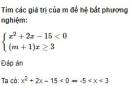Bài 64 trang 136 SGK Đại số 10 nâng cao