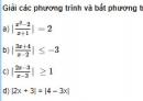 Bài 69 trang 154 SGK Đại số 10 nâng cao