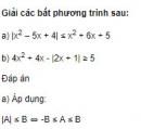 Bài 70 trang 154 SGK Đại số 10 nâng cao