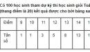 Bài 9 trang 177 SGK Đại số 10 Nâng cao
