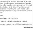 Câu 5 trang 66 SGK Hóa học 11 Nâng cao