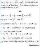 Bài 34 trang 207 SGK  giải tích 12 nâng cao