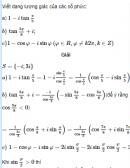 Bài 36 trang 207 SGK  giải tích 12 nâng cao