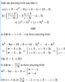 Bài 39 trang 209 SGK  giải tích 12 nâng cao