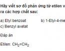 Bài 4 trang 23 sách Giáo khoa Hóa học 12 Nâng ca