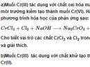 Bài 5 trang 194 SGK hóa học 12 nâng cao