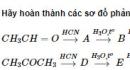 Bài 6 trang 23 sách Giáo khoa Hóa học 12 Nâng cao