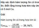 Bài 7 trang 213 SGK hóa học 12 nâng cao