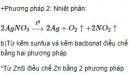 Bài 7 trang 219 SGK hóa học 12 nâng cao