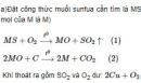 Bài 9 trang 219 SGK hóa học 12 nâng cao