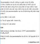 Câu 3 trang 134 SGK Hóa học 11 Nâng cao