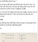 Câu 6 trang 129 SGK Hóa học 11 Nâng cao