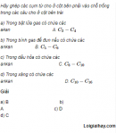 Câu 6 trang 147 SGK Hóa học 11 Nâng cao