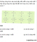 Câu 8 trang 129 SGK Hóa học 11 Nâng cao
