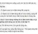 Tập làm văn: Luyện tập thuyết trình, tranh luận trang 93 SGK Tiếng Việt 5 tập 1
