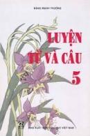 Luyện từ và câu: Ôn tập về câu trang 171 SGK Tiếng Việt 5 tập 1