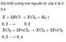 Bài 8 trang 226 SGK hóa học 12 nâng cao