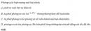 Câu 1 trang 273 SGK Vật Lý 12 Nâng cao