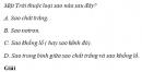 Câu 1 trang 311 SGK Vật Lý 12 Nâng cao