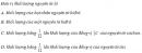 Câu 3 trang 266 SGK Vật Lý 12 Nâng cao