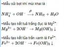 Bài 1 trang 233 sách giáo khoa hóa học 12 nâng cao