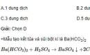 Bài 1 trang 236 sách giáo khoa hóa học 12 nâng cao.