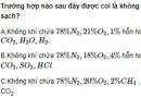 Bài 1 trang 272 SGK hóa học 12 nâng cao