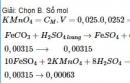Bài 1 trang 247 sách giáo khoa hóa học 12 nâng cao
