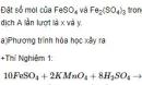 Bài 3 trang 247 sách giáo khoa hóa học 12 nâng cao.