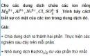 Bài 3 trang 250 sách giáo khoa hóa học 12 nâng cao.