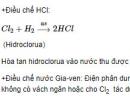 Bài 6 trang 259 SGK hóa học 12 nâng cao