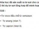 Bài 5 trang 266 SGK hóa học 12 nâng cao