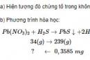 Bài 7 trang 273 SGK hóa học 12 nâng cao