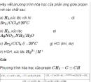 Câu 3 trang 179 SGK Hóa học 11 Nâng cao