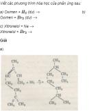 Câu 5 trang 174 SGK Hóa học 11 Nâng cao