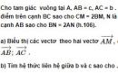 Bài 2 trang 126 SGK Hình học 10 nâng cao