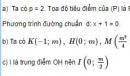 Bài 9 trang 128 SGK Hình học 10 nâng cao