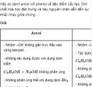 Câu 2 trang 235 SGK Hóa Học 11 Nâng cao