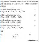 Câu 4 trang 216 SGK Hóa học 11 Nâng cao
