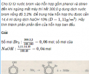 Câu 6 trang 233 SGK Hóa học 11 Nâng cao