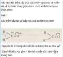 Câu 1 trang 246 SGK Hóa học 11 Nâng cao