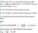 Câu 9* trang 257 SGK Hóa học 11 Nâng cao