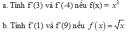Câu 10 trang 195 SGK Đại số và Giải tích 11 Nâng cao