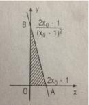Câu 54 trang 221 SGK Đại số và Giải tích 11 Nâng cao
