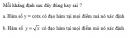 Câu 58, 59, 60, 61, 62, 63 trang 222, 223 SGK Đại số và Giải tích 11 Nâng cao