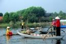 Chính tả bài Tiếng hò trên sông trang 87 SGK Tiếng Việt 3 tập 1