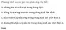 Câu 4 trang 29 SGK Hóa học 11 Nâng cao