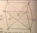 Câu 38 trang 68 SGK Hình học 11 Nâng cao